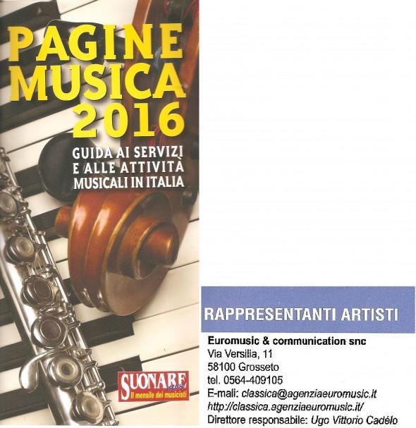 Pagine Musica 2