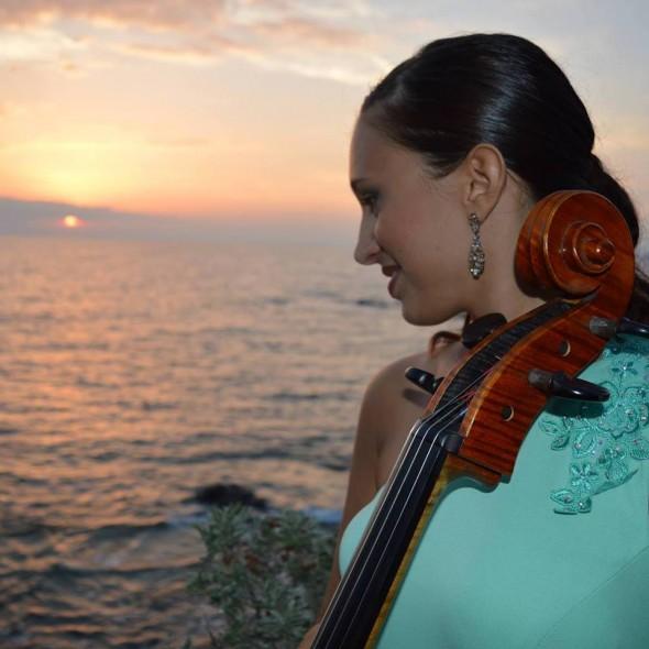 Corinne Pascucci Violoncellista