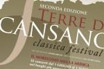 Programma 2013 seconda edizione terre di scansano classica festival